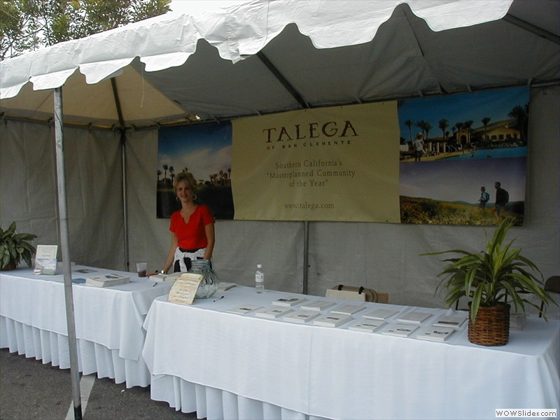 Community Event Booths
