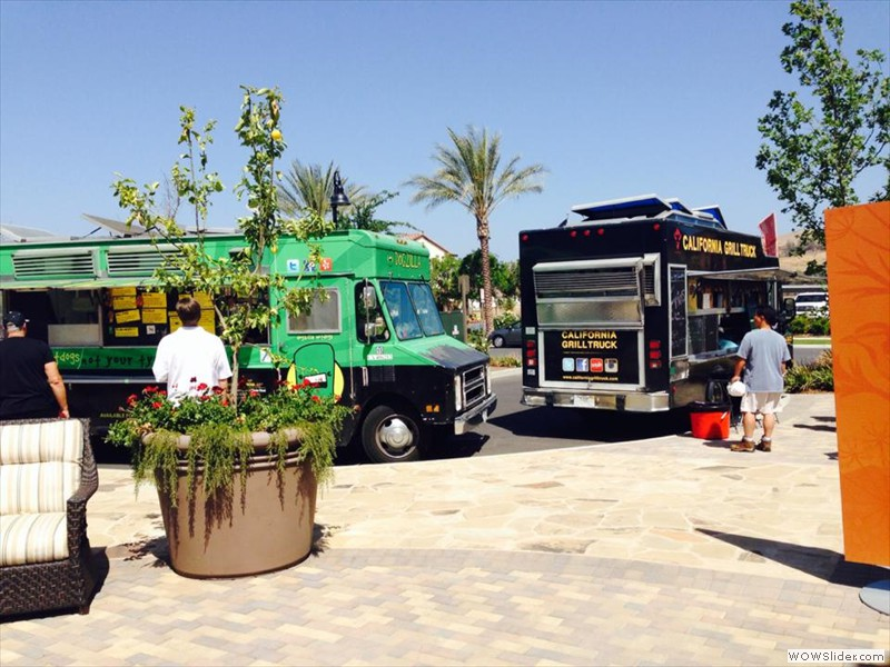 Food Trucks As Catering Options